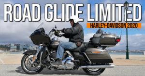 Ensaio Harley-Davidson Road Glide Limited 2020 thumbnail