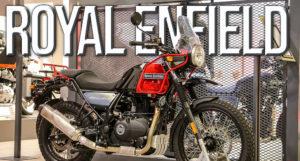 Royal Enfield com novas cores para o modelo Himalayan 2020 thumbnail
