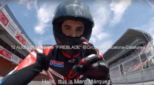 Marc Marquez vibra aos comandos da nova Honda CBR1000RR Versão SP de 2020 thumbnail