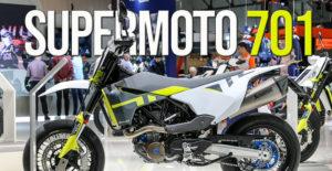 Husqvarna 701 SUPERMOTO de 2020 – Evolução electrónica thumbnail