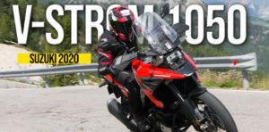 Nova Suzuki V-Strom 1050 apresentada em Milão thumbnail