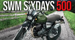 SWM SIX DAYS 500 – Estilo Clássico OffRoad thumbnail