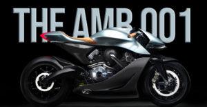 AMB 001 by Aston Martin e Brough Superior thumbnail