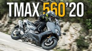 Ensaio Yamaha TMAX 2020 – Mais compacta e melhor desempenho thumbnail