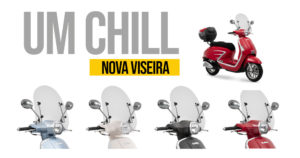 UM lança viseira para o modelo Chill thumbnail