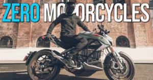 ZERO Motorcycles – Novos modelos para 2020 thumbnail