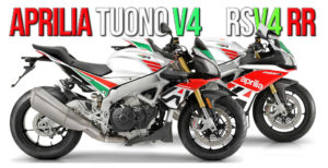APRILIA RSV4 RR 1100 e TUONO 1100 RR Exclusive – Limited Editions 2020 thumbnail