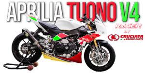 Racing Kit da Cruciata para Aprilia Tuono V4 1100 RR thumbnail