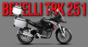 A Benelli acaba de lançar uma nova versão do modelo TRK 251. thumbnail