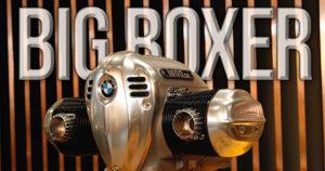 BMW Big Boxer 1800 – O motor BMW Boxer com o maior cilindrada de todos os tempos, com raízes históricas e binário impressionante. thumbnail