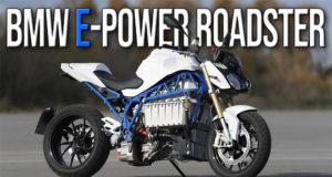 A BMW apresentou uma nova Roadster com motor eléctrico thumbnail