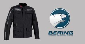 Balistik – O blusão laminado da Bering thumbnail