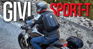 GIVI Sport-T  – Gama de malas para motos desportivas thumbnail