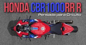 2020 HONDA CBR1000RR-R FIREBLADE SP – Fabricada a pensar na condução em circuito thumbnail