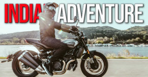 INDIAN ADVENTURE 1200 – Documentos agora revelados confirmam projecto thumbnail