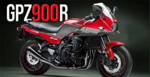 Kawasaki GPZ900R  – O renascer de um novo icon do passado thumbnail