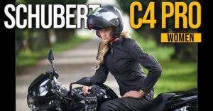 Capacete Schubert C4 Pro Women – A nova referência para as amantes das duas rodas. thumbnail