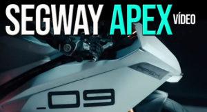Vídeo da SEGWAY APEX Concept – Uma nova desportiva elétrica thumbnail