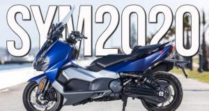 A SYM reforça a sua gama com novos modelos para 2020 thumbnail