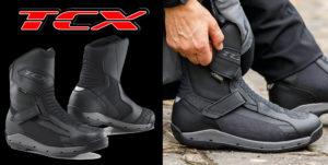 Botas TCX Airwire Surround GTX – Impermeabilidade e conforto thumbnail