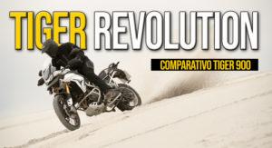 Uma revolução no segmento das Adventure chamada  TIGER 900 thumbnail