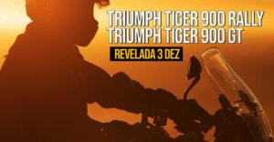Estamos prestes a conhecer as novas Triumph Tiger 900 GT e 900 Rally thumbnail