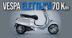 A Nova Vespa Elettrica – Versão 70 Km/h thumbnail
