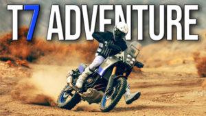 Potencial para desenvolvimento de uma nova Yamaha Ténéré 700 Adventure thumbnail