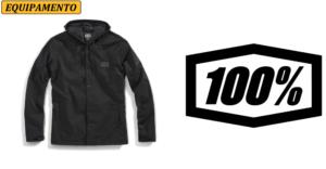 100% Apache – Blusão impermeável casual thumbnail