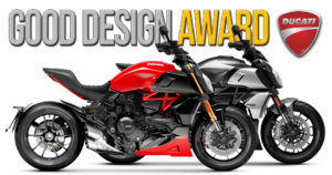 A Ducati Diavel 1260 vence o Good Design Award thumbnail