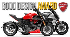 A Ducati Diavel 1260 vence o Good Design Award thumbnail