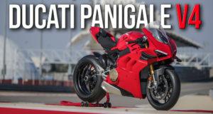 Nova Panigale V4 MY 2020 disponível nos concessionários Ducati thumbnail
