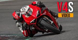 Apresentação Internacional da Ducati panigale V4S – Vídeo em Pista thumbnail