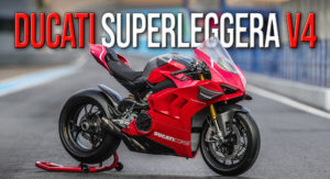 Project 1708 – Ducati Superleggera V4 com 234 cv e 152 Kg thumbnail