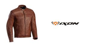 Ixon Spark – Blusão custom em couro thumbnail