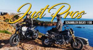 "Just PRO's – Scrambler Ducati 1100 – Vídeo ""In Miami"" thumbnail"