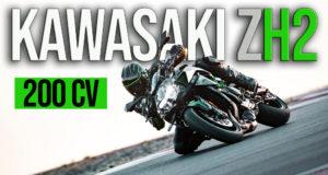 KAWASAKI Z H2 de 2020 – Tecnologia sobrealimentada H2 em formato NAKED thumbnail