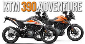 A nova KTM 390 Adventure chega ao mercado nacional  já em fevereiro thumbnail