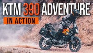 KTM 390 Adventure – Primeiras imagens de vídeo da nova Adventure Austríaca thumbnail
