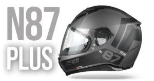 Capacete Nolan N87 Plus – A mais recente e exclusiva versão do integral topo de gama. thumbnail
