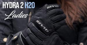 Luvas REV'IT! Hydra 2 H2O Ladies – Punho curto, 100% impermeáveis, prontas para os dias frios e chuvosos thumbnail