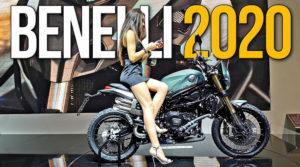 Benelli com produção de novos modelos ao longo de 2020 thumbnail