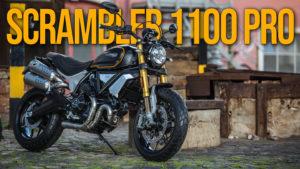 Scrambler Ducati com duas novas versões 1100 – Pro e Pro Sport thumbnail