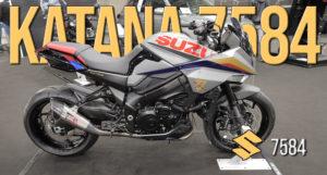 Suzuki Katana 7584 – Homenagem a um icon do passado thumbnail
