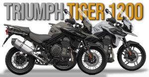 Tiger 1200 Desert Edition e  Alpine Edition – Duas Edições Especiais 2020 thumbnail
