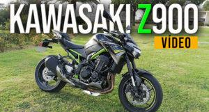 Vídeo resumo das características da nova Kawasaki Z900 de 2020 thumbnail