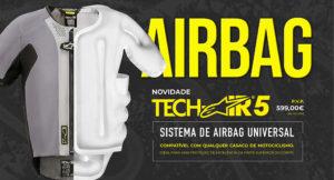 Alpinestar Tech-Air® 5 – o novo e inovador sistema de airbag eletrónico e autónomo thumbnail