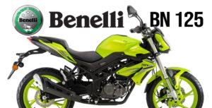 Benelli BN 125 – Uma Naked de 125CC  com nova imagem e nova cor  verde fluo thumbnail