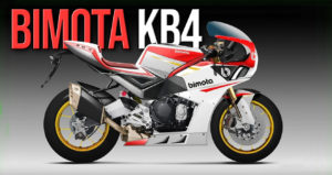 BIMOTA KB4 2021 : Uma clássica desportiva thumbnail