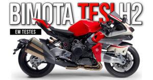A nova BIMOTA TESI H2 avança na sua fase de testes thumbnail